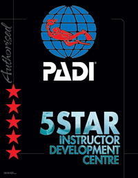 PADI 5 Star IDC Instructor Development Center Philippines